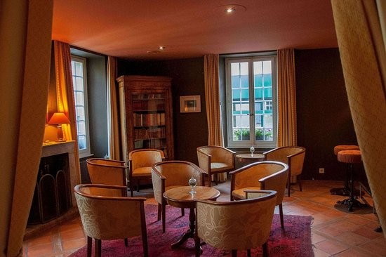 Hostellerie Les Chevreuils : Bar/Lounge