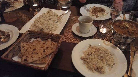 Indian Restaurant Sinfin