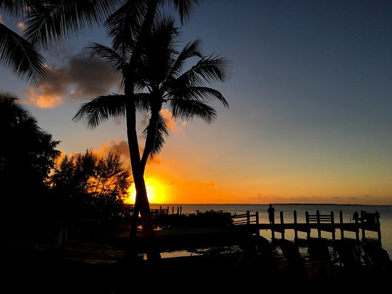 Bay Harbor Lodge: Spectacular sunsets!