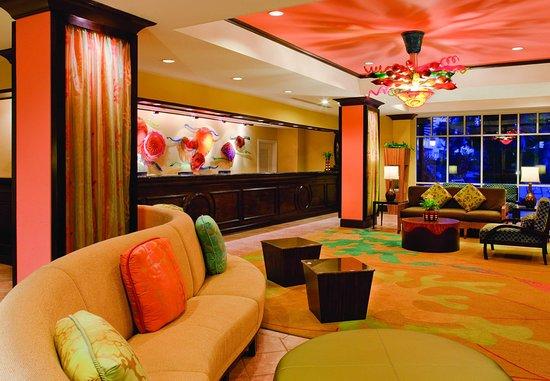 Marriott's Aruba Ocean Club: Lobby