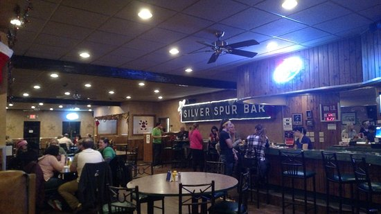 Fort Pierre, SD: Inside the Silver Spur