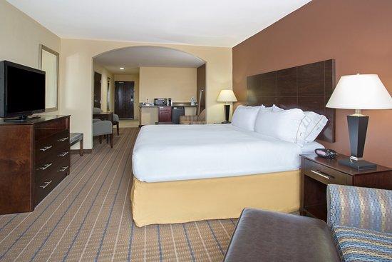Pauls Valley, OK: Guest Room