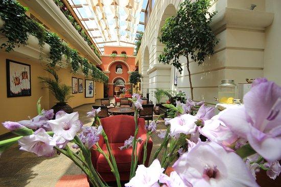 Lobby Casa del Alma Hotel Boutique & Spa