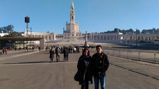 Lisbon (St. Anthony) · Santarem (Eucharistic Miracle) · Fatima