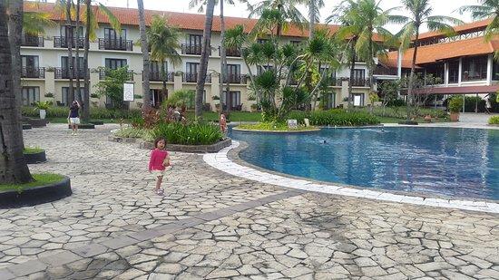 Sheraton Lampung Hotel: 20161228_075055_large.jpg