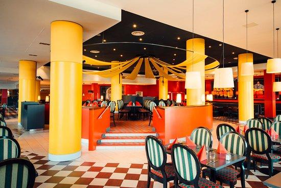 Vienna House Magic Circus Paris Hotel Reviews