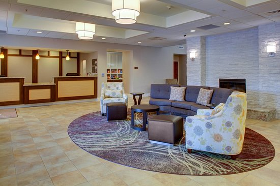 Homewood Suites West Palm Beach: Lobby