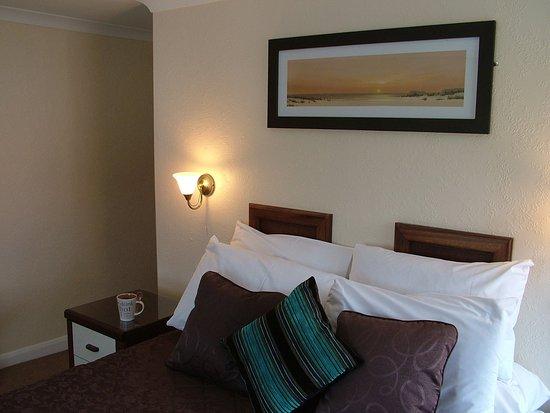 Ogbourne Saint George, UK: Guest Room
