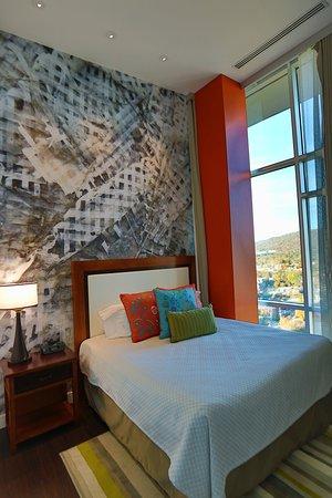Hotel Indigo Asheville Downtown: Executive Suite