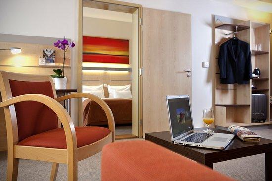 Vienna House Easy Bratislava: Chopin Bratislava Room Longstay