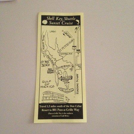 Merry Pier: Brochure information