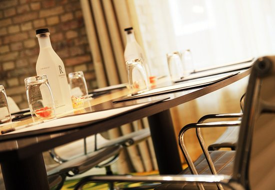 Renaissance Malmo Hotel: Conference Room Details