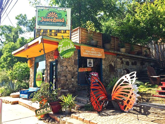 Photo of Juice Bar JuiceLand at 1625 Barton Springs Rd, Austin, TX 78704, United States