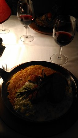 Le Sepey, Switzerland: Rosti