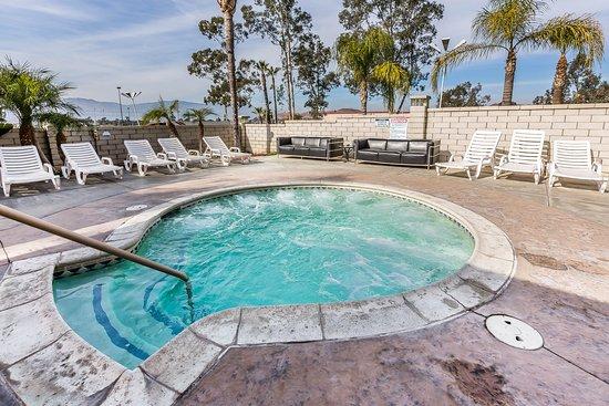 Lake Elsinore, CA: Pool