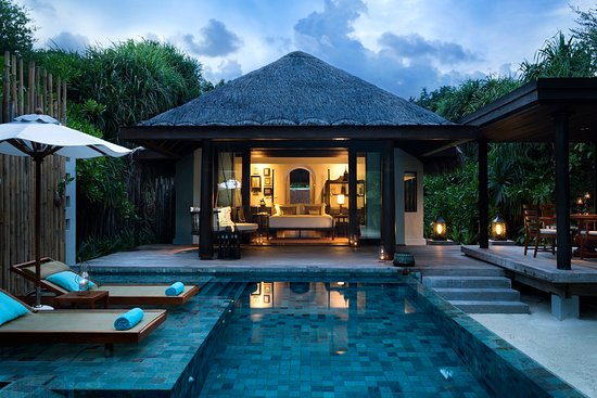 Luxury Pool Villas Maldives: Anantara Kihavah Maldives Villas (Kihavah Huravalhi