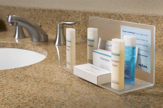 Pampa, TX: Bathroom Amenities