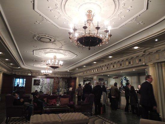 Millennium Hotel London Mayfair : Lobby