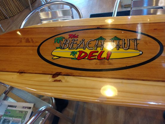 Grass Valley, Kaliforniya: SURF BOARD TABLE
