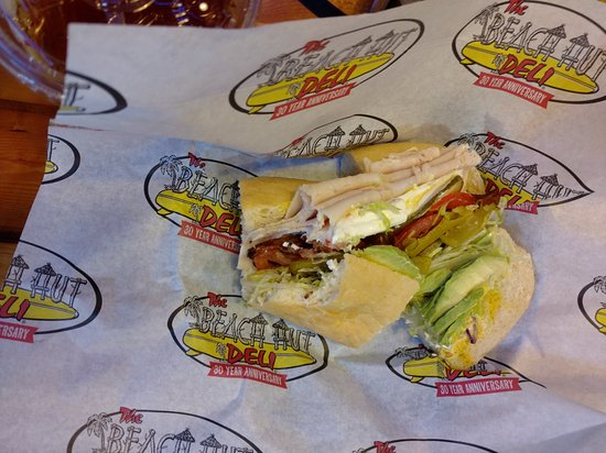Grass Valley, Kaliforniya: SURF'N BIRD SANDWICH
