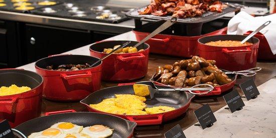 Ski Municipality, Noruega: Breakfast Room