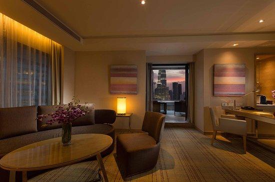 DoubleTree by Hilton Kuala Lumpur: Terrace Suite