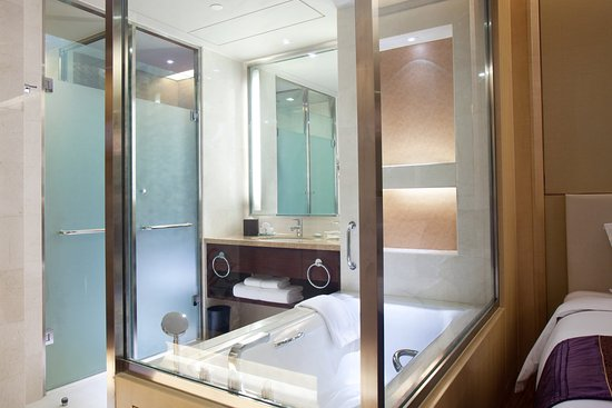 Xiangyang, Chiny: Guests Room Bathroom
