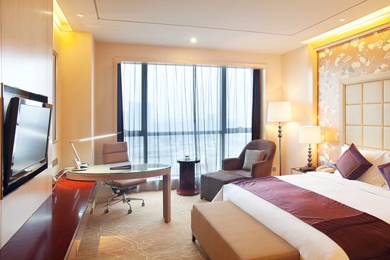 Xiangyang, Chiny: King Bed Guest Room