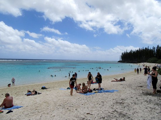 Mare New Caledonia Restaurants
