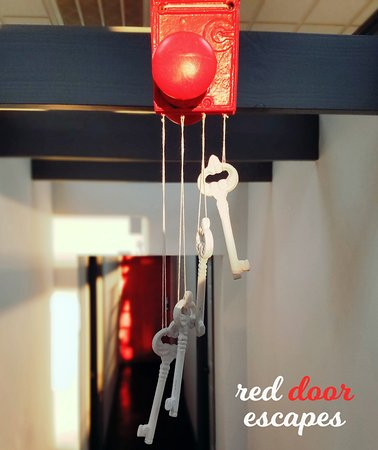 ไบรอันต์, อาร์คันซอ: At Red Door, we are very....artsy?