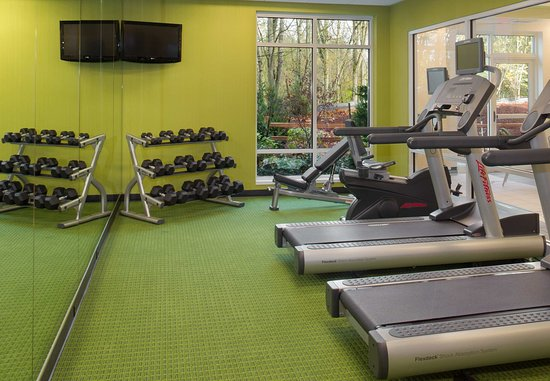 Puyallup, WA: Fitness Center