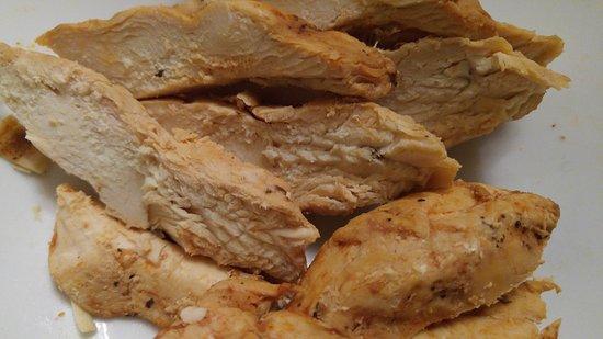 Puyallup, Вашингтон: BBQ Chicken