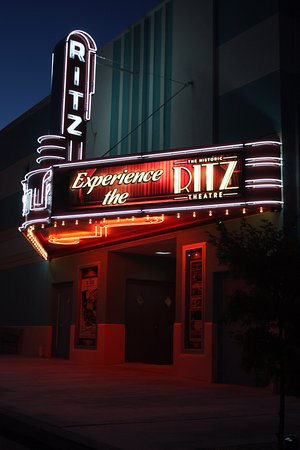 ‪The Historic Ritz Theatre‬