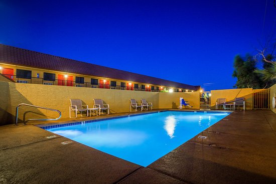 Rodeway inn near az state university updated 2018 hotel for Tempe swimming pool