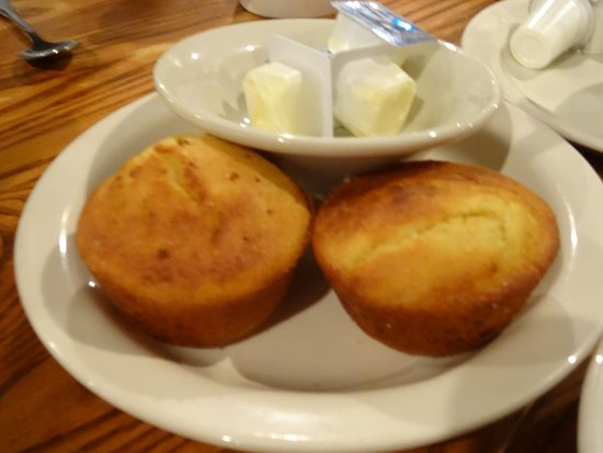 Pennsville, Nueva Jersey: This cornbread didn't last too long - just add butter and dip this in your hot apples for desser