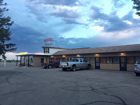 Fort Macleod, Canada: Sunset Motel