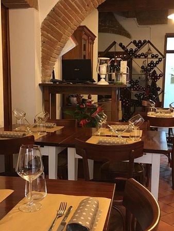 Interni - Picture of Rosso Rubino Trattoria, Montepulciano - TripAdvisor