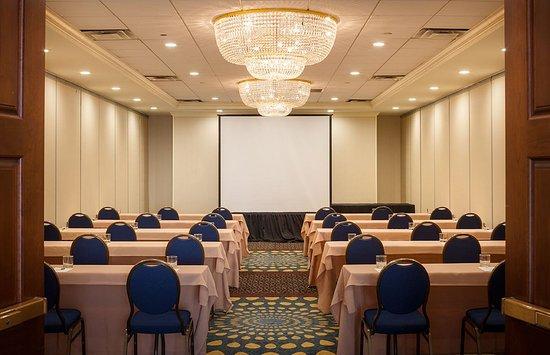Holiday Inn Hartford Downtown Area: Meeting Room