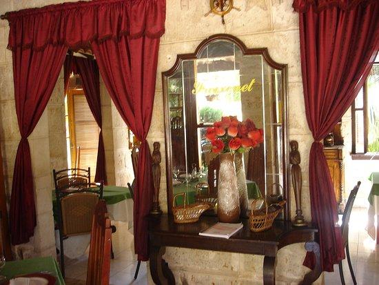 Casa de Fondue : Intérieur