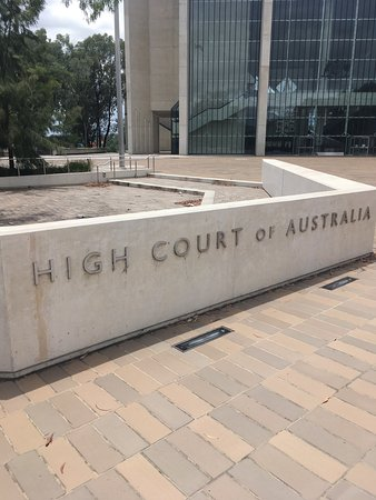 the high court of australia essay Ts 6j – professional qualifications and mutual recognition patrick mcnamara surveyors intellectual property in the high court of australia (4743.