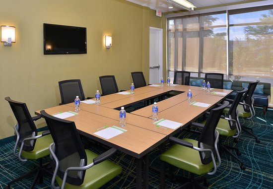Voorhees, Nueva Jersey: Meeting Room – Hollow Square Setup