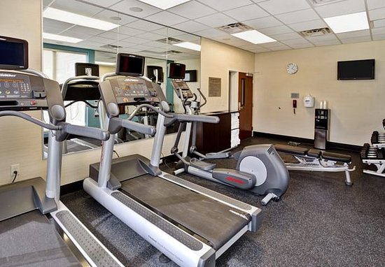 Jeffersonville, OH: Fitness Center