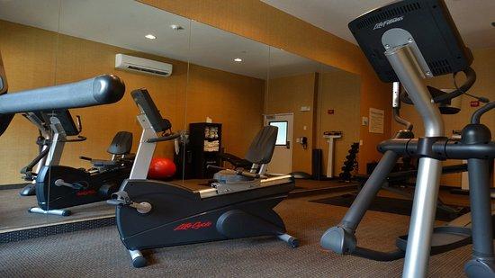 Montgomery, NY: Fitness Center