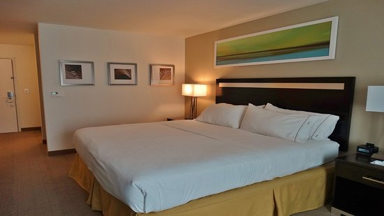 Montgomery, NY: King Bed Guest Room