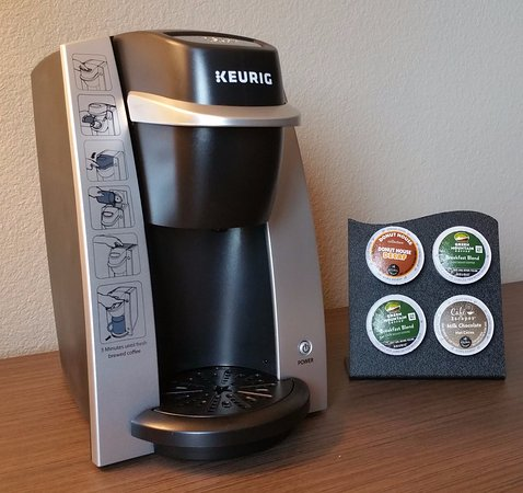 Monte Vista, CO: Keurig coffee maker in each room