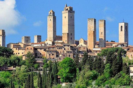 Private Tour: Siena, Monteriggioni