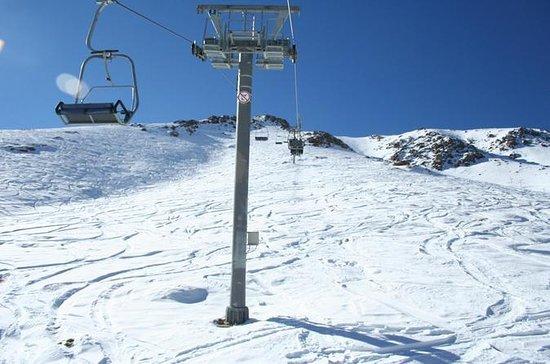 Ganztägiges Skifahren im Oukaimeden...