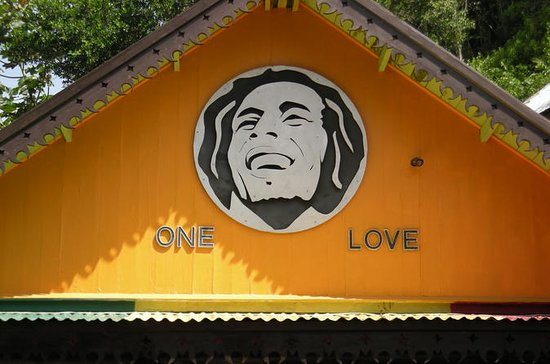 Nine Mile and Bob Marley Museum Tour...