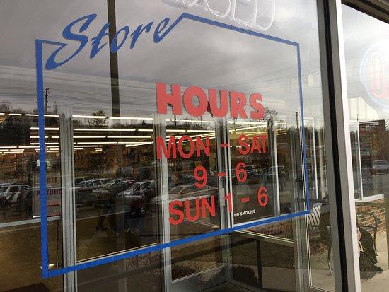Huge Shoe Store Asheville Nc