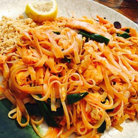 Weaverville, Karolina Północna: Soba Sushi and Noodles